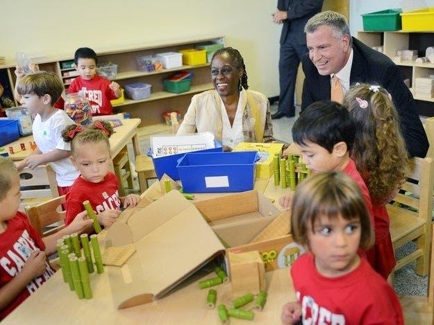 Bed-Stuy Schools Gets $200K From City To Improve Diversity: Mayor