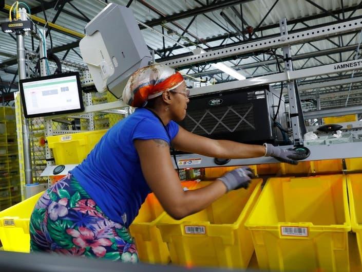 Amazon NYC Warehouse, More Dangerous Than Coal Mine, Spurs Fury