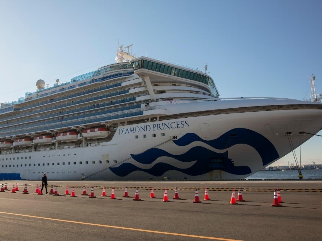 Cruise Ship Coronavirus Evacuees Coming To Travis AFB
