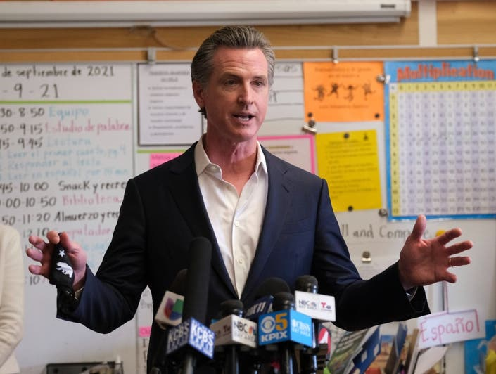 Newsom Signs $15B Suite Of Climate Change Bills