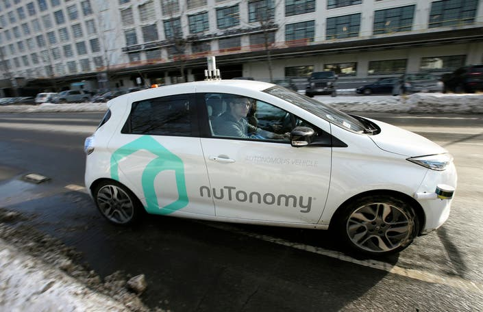 Self-Driving Cars Could Ease Boston Traffic: Study | Boston, MA Patch