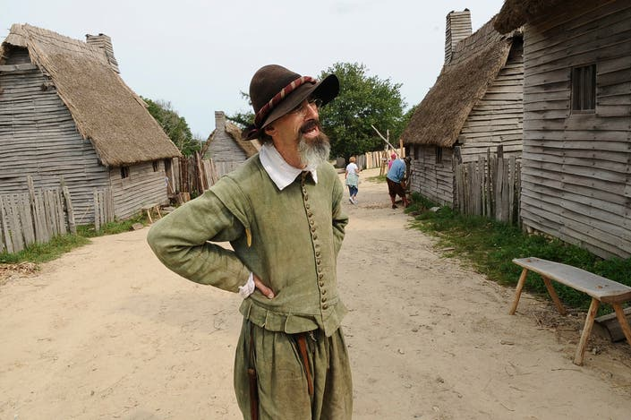 Plimoth Plantation Workers Want 21st Century Standards ...