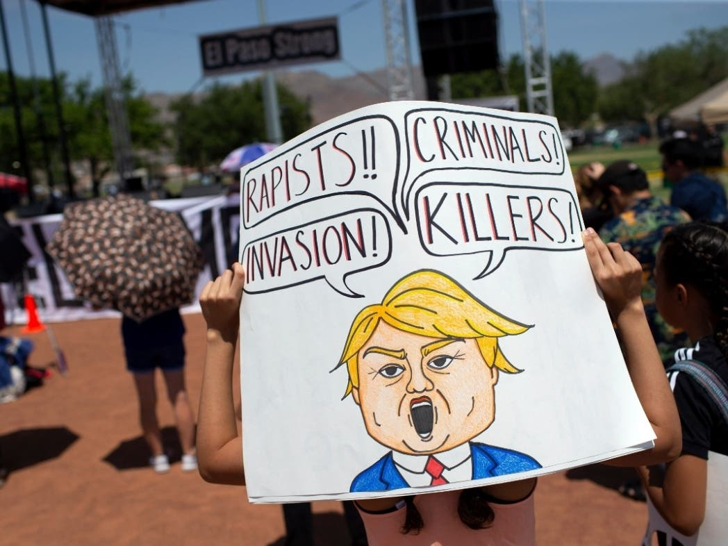 Trump Words Linked To More Hate Crime, Experts Suggest | El