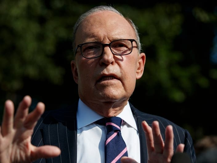 Trump Economic Adviser Plays Down Fears Of Looming Recession
