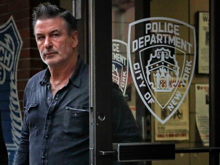 Alec Baldwin Sues Man Who Accused Star Of Parking Spot Rage