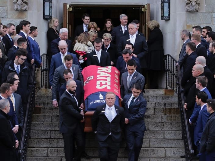 Pete Frates Laid To Rest