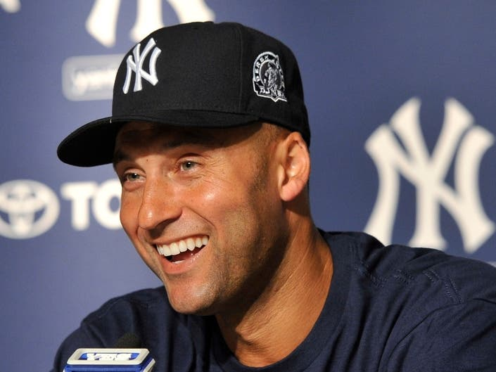 Derek Jeter Elected To Baseball Hall Of Fame
