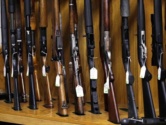 State House Passes Bill Allowing WSP To Destroy Confiscated Guns