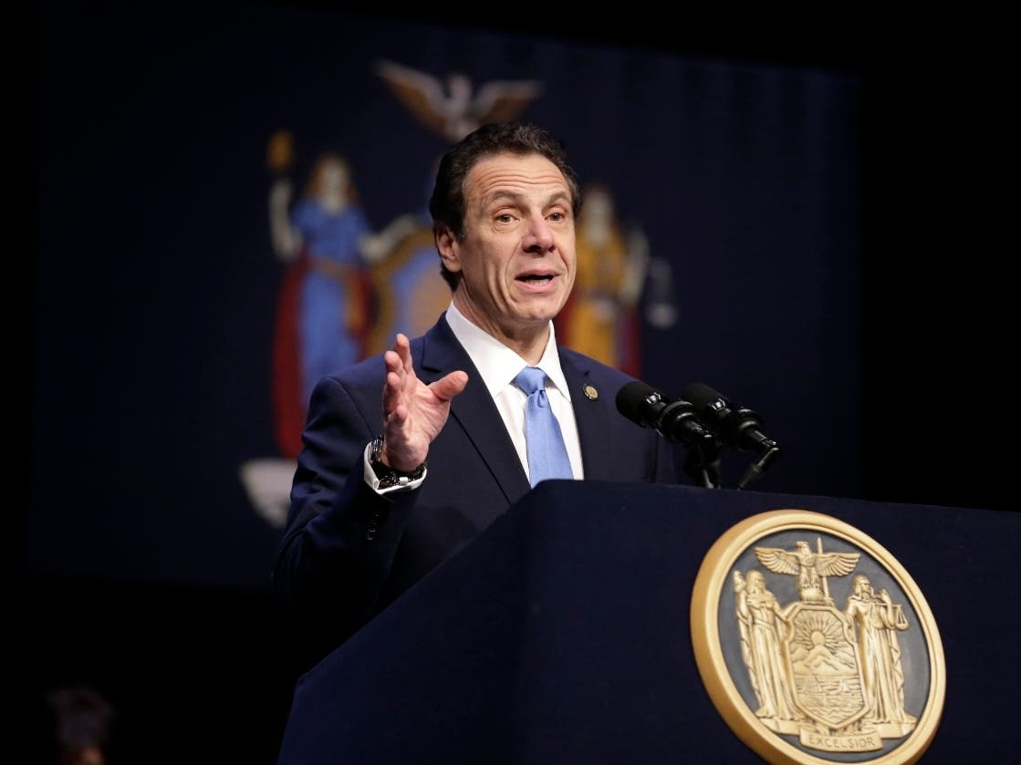 Cuomo Meets With Trump To Offer Deal On Global Entry Ban