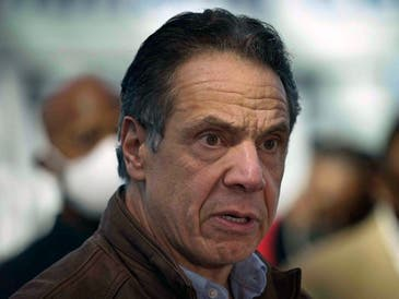 A lawyer for Gov. Andrew Cuomo said Thursday that she reported a groping allegation made against him to local police after the woman involved declined to press charges herself.