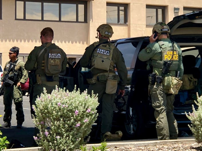 El Paso Walmart Shooting: 7 Mexican Nationals Among 22 Dead
