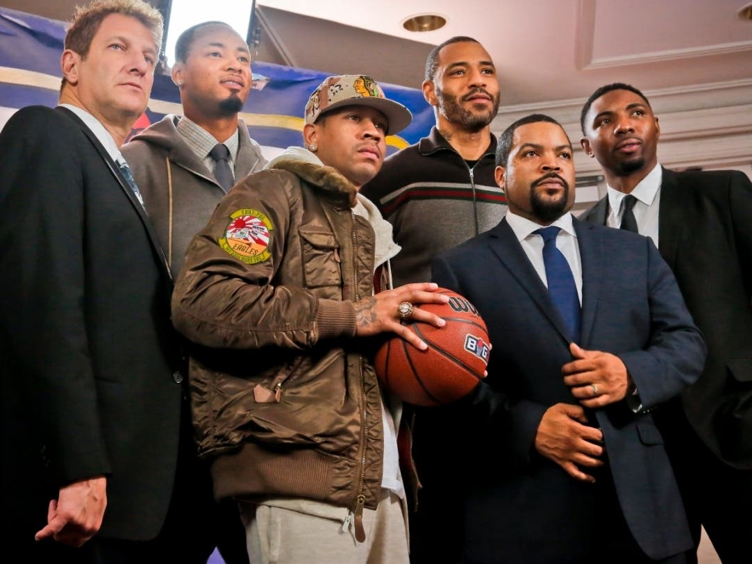 Ice Cube's 'BIG3' Basketball League Comes To Birmingham