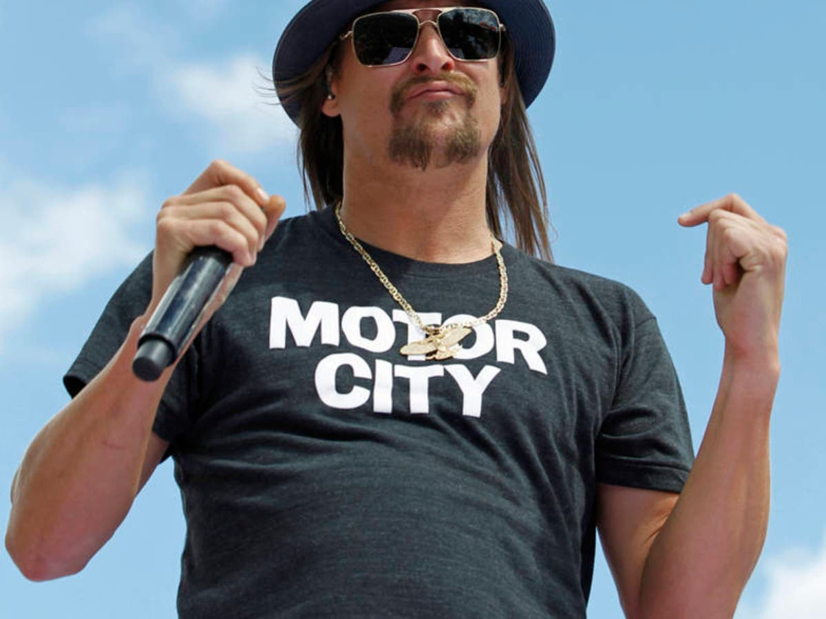 4deace108 Kid Rock Donates Money From Fake Senate Campaign | Detroit, MI Patch