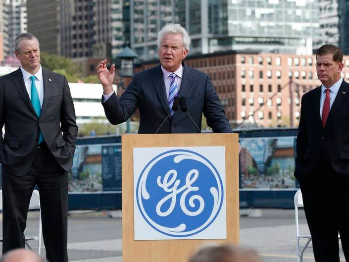 GE Giving Back $87 Million To State, Scaling Back Bay State Plans