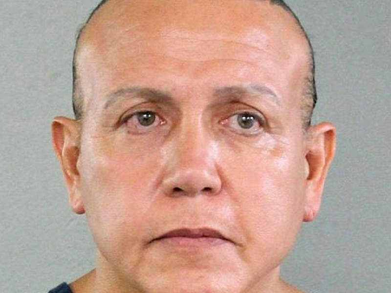 Mail Bomber Cesar Sayoc Pleads Guilty, Feds Say