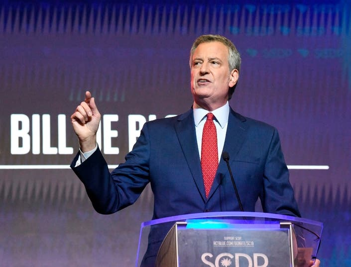 How To Watch De Blasio, Gillibrand In 1st Presidential Debates