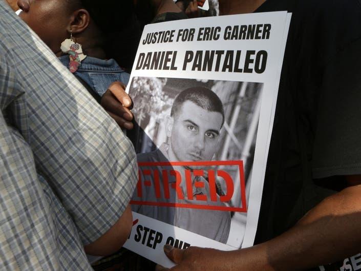 GoFundMe Campaign For Fired Cop Daniel Pantaleo Raises $79K