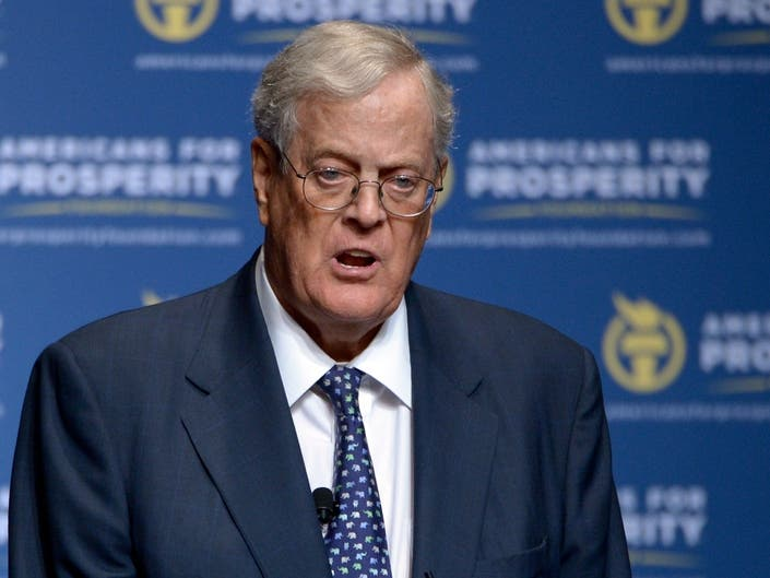 David Koch Dies; Billionaire Businessman, Philanthropist Was 79