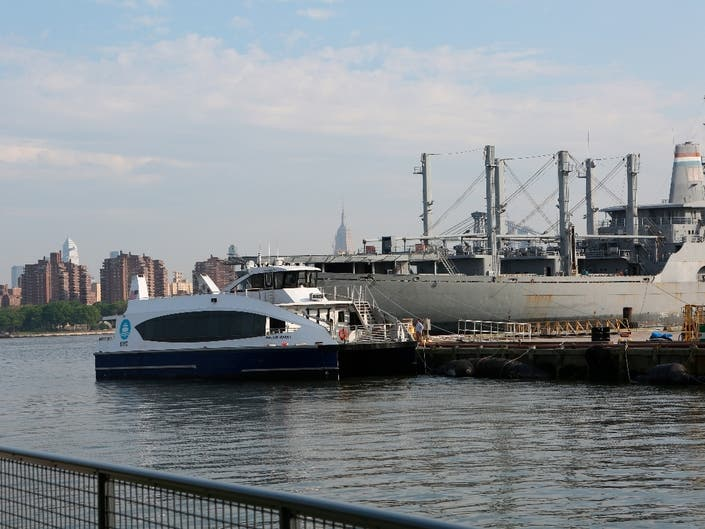 NYC Ferries Costs Taxpayers More Than In Most Cities: Analysis