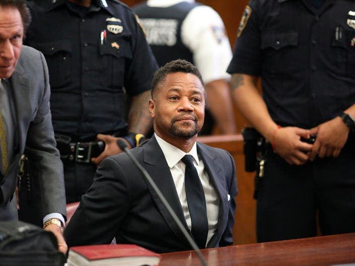 Cuba Gooding Jr. Hit With 12 New Sex Abuse Accusations