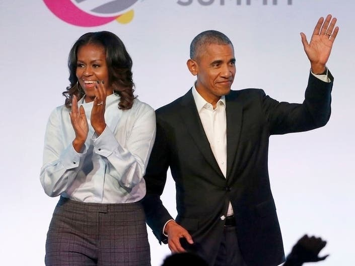 Barack And Michelle Obama Close On Marthas Vineyard Home