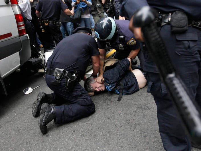 City Settles Occupy Wall Street Scooter Suit With $145K Pay Out