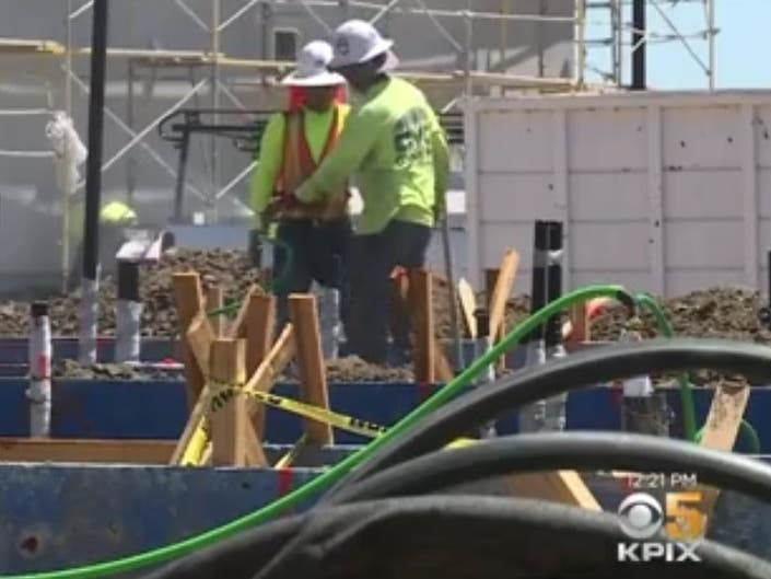 South Bay Apartment Construction Up In 2019