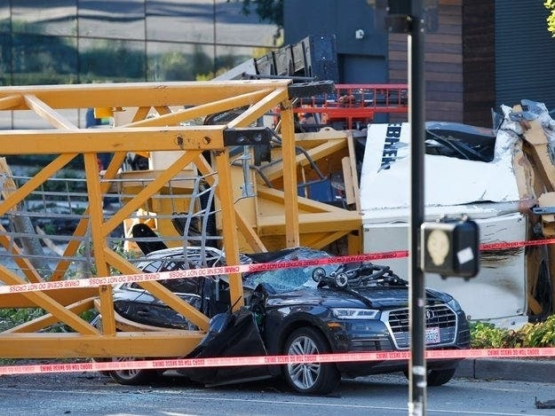 Three Companies Fined In Deadly Seattle Crane Collapse