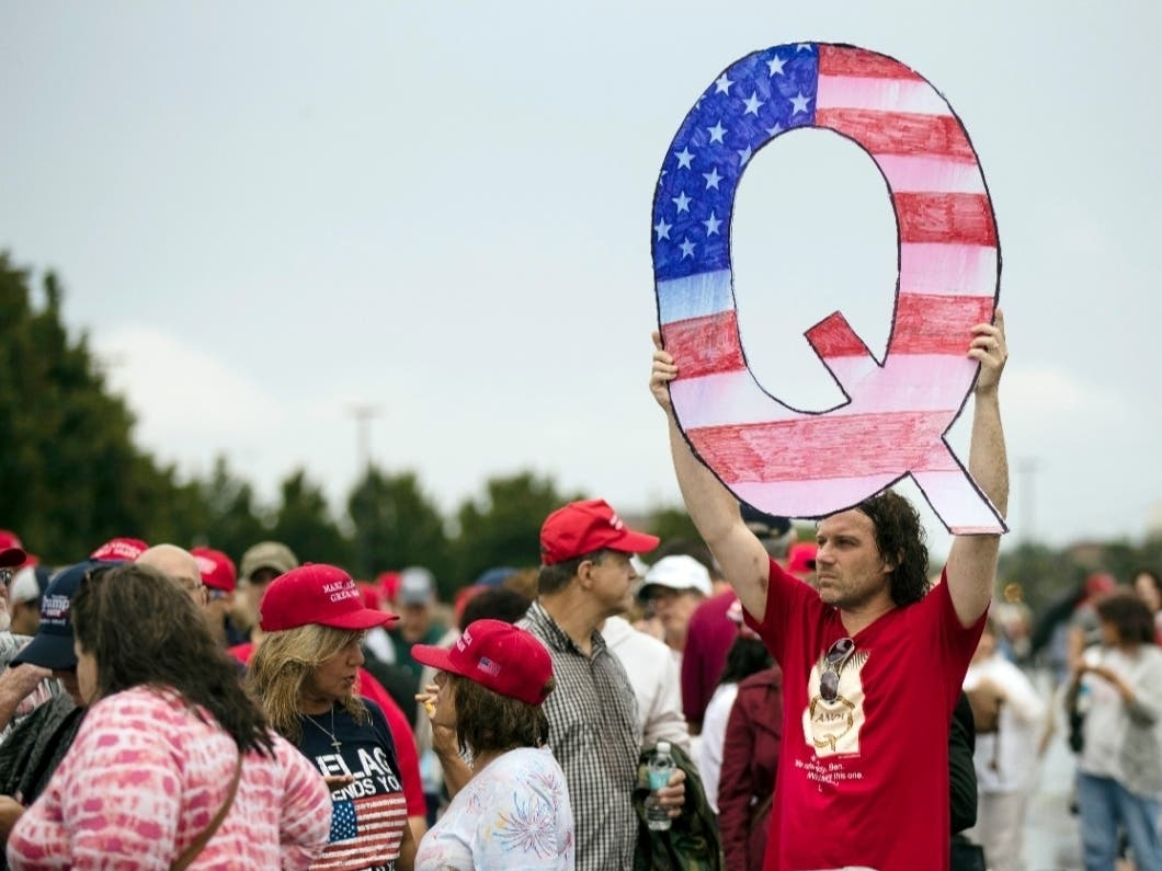 Tucson, Scottsdale Lawmakers Promote Radical QAnon On Social Media