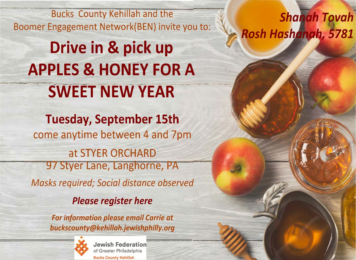 Sep 15 Apples Honey At The Farm For A Sweet New Year Bensalem Pa Patch