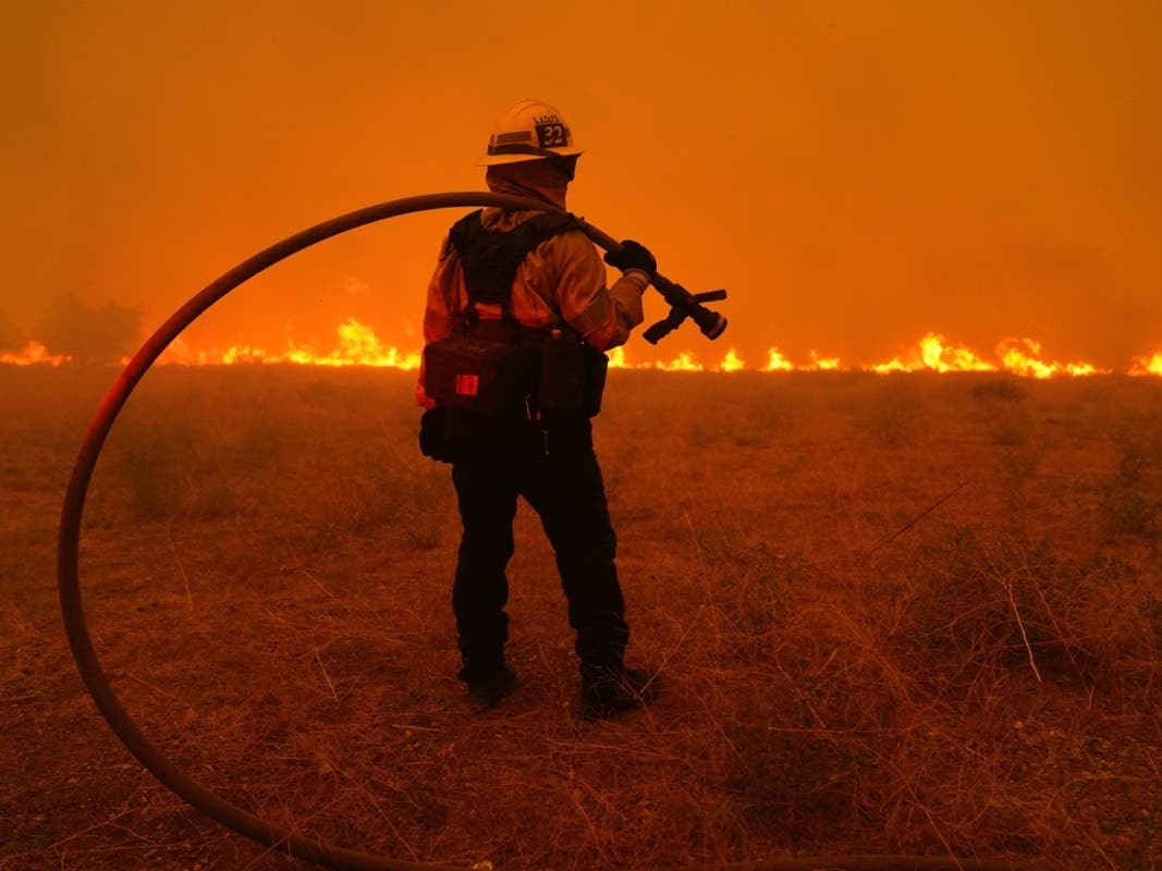 CA Fires: Thousands Could Lose Power Amid Rising Temperatures