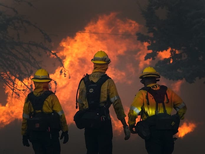 Bobcat Field Halloween 2020 Bobcat Fire: Feds Investigate SCE; 65 Percent Containment | Los