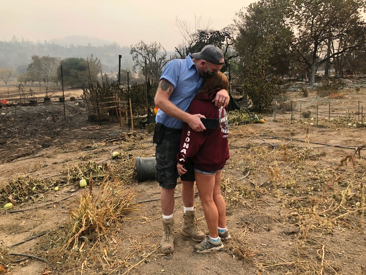 Glass Fire Victims Now Eligible For Federal Aid