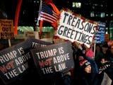 A Nation Divided: House Impeaches President Donald J. Trump