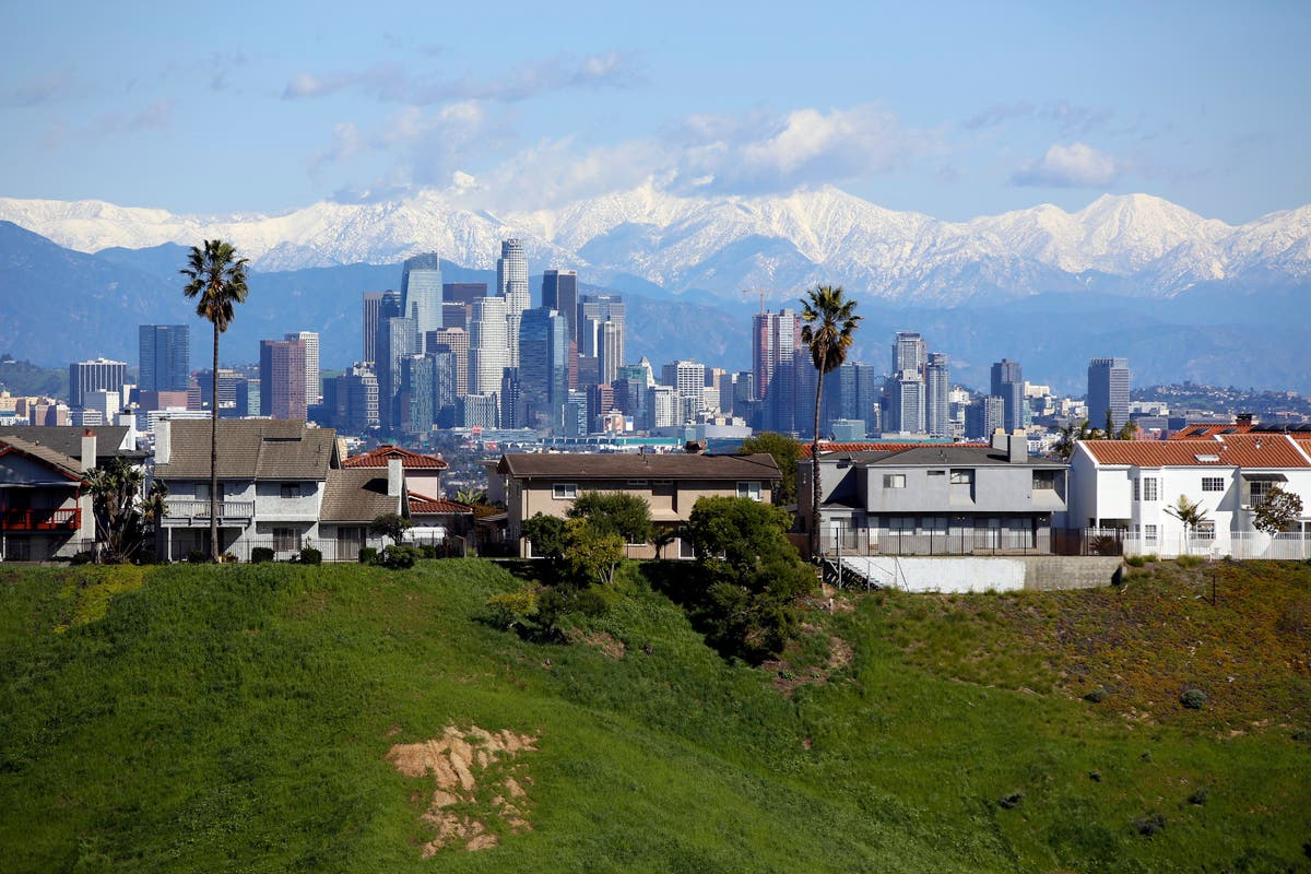 Brrr! Cold Storm Heads To Los Angeles | Los Angeles, CA Patch