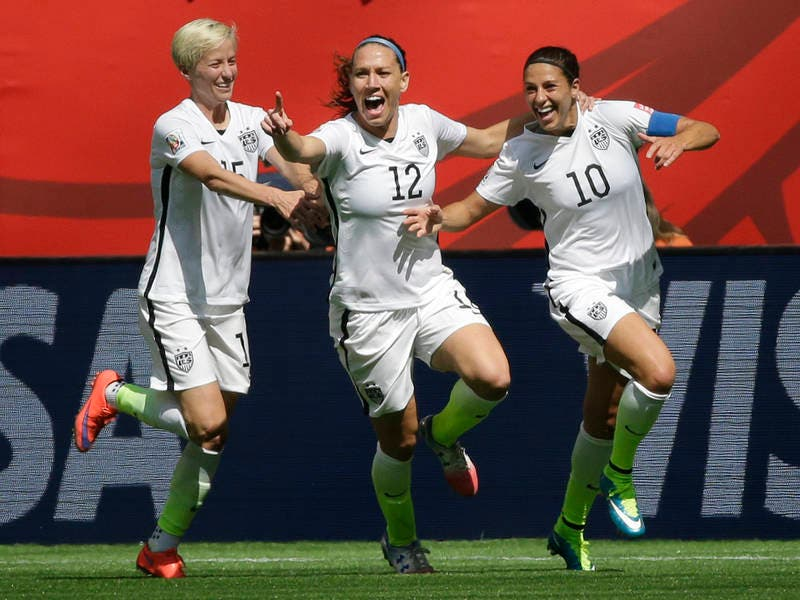 U.S. Womens Soccer Team Sues Over Gender Discrimination