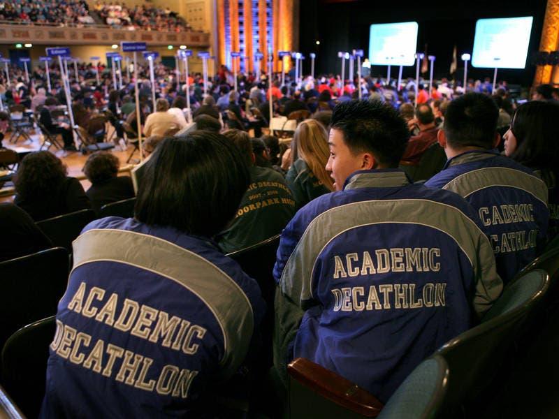 Marina Del Rey Students Shine At Academic Decathlon