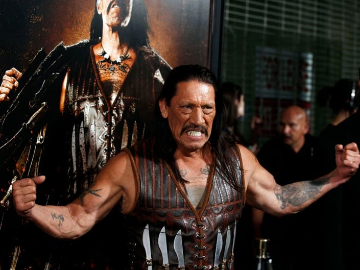 Danny Trejo Rescues Baby Trapped In Overturned SUV