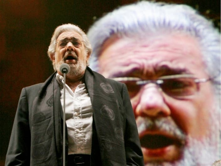 Placido Domingo Quits LA Opera Under Cloud Of Harassment Scandal