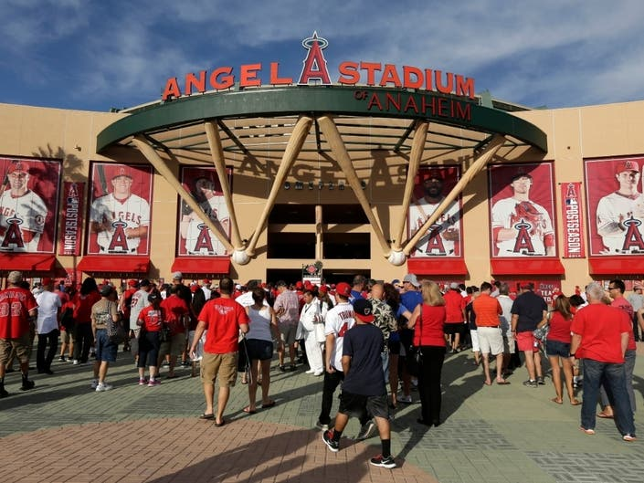 Angels Reach Deal To Stay In Anaheim Through 2050