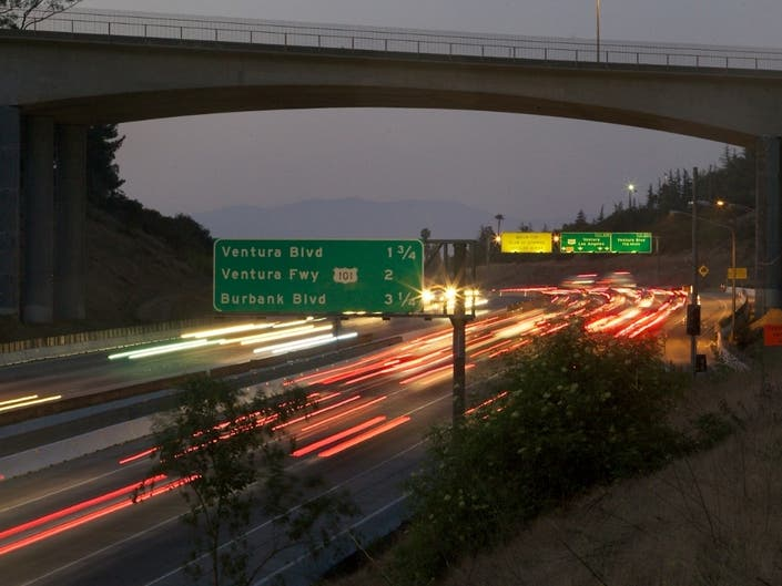 LA Gets Serious About Sepulveda Pass Toll Lanes