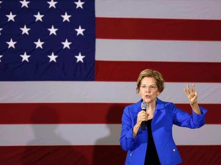 Elizabeth Warren To Rally With Striking Chicago Teachers