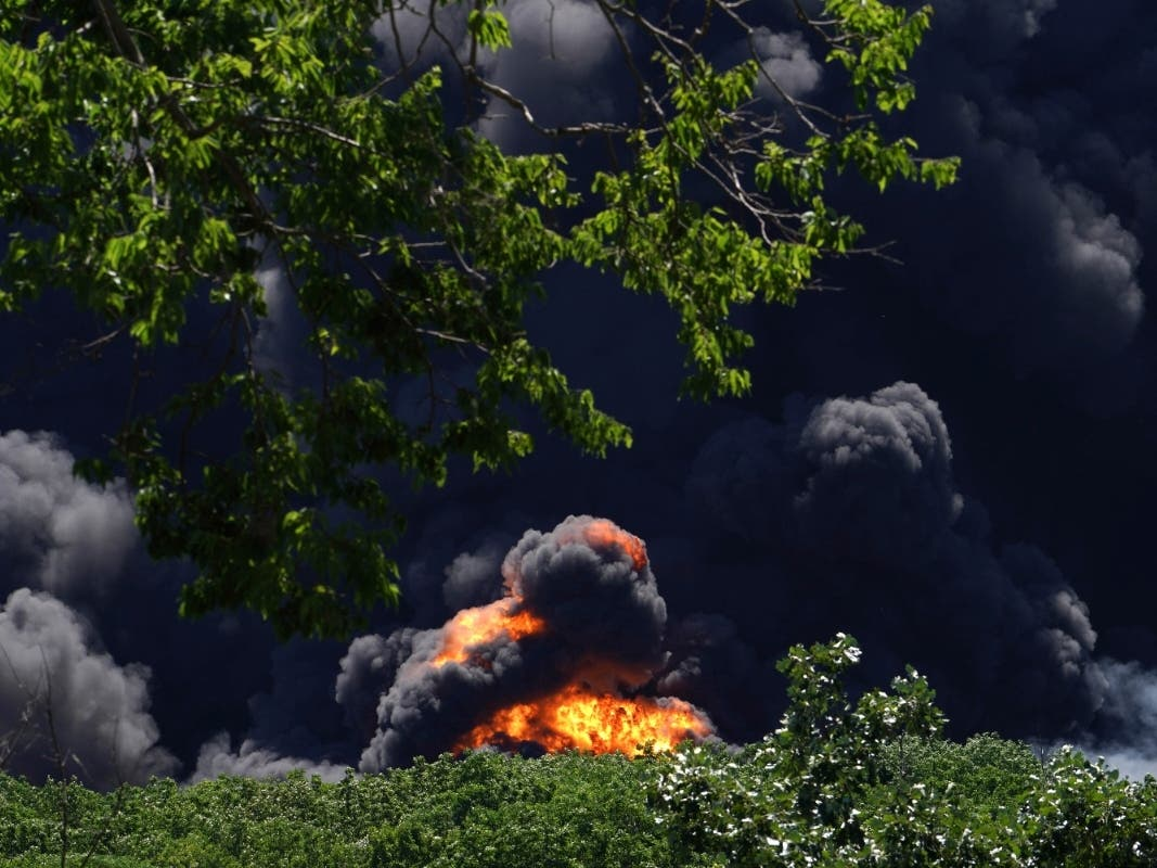 Explosion At Rockton Chemical Plant: National Guard Deployed