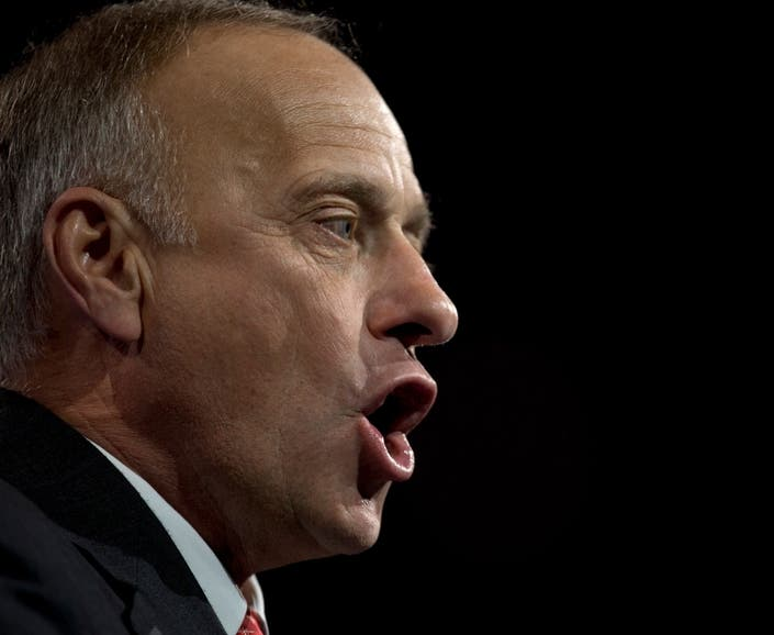 Rape, Incest Populate Earth; 7 Other Things Steve King Has Said