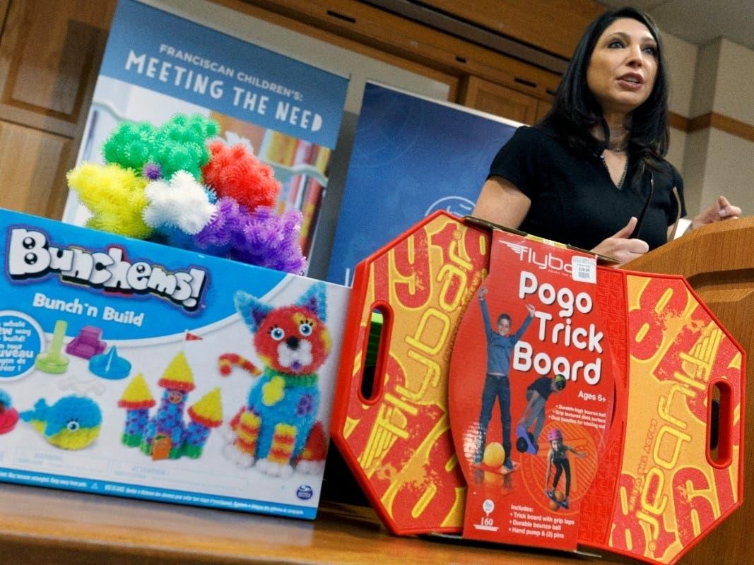 '10 Worst Toys Of 2019' Revealed Ahead Of Holiday Shopping Season