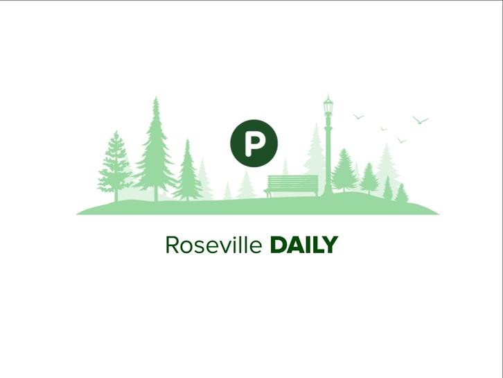 California Roseville Fire Dept Patch