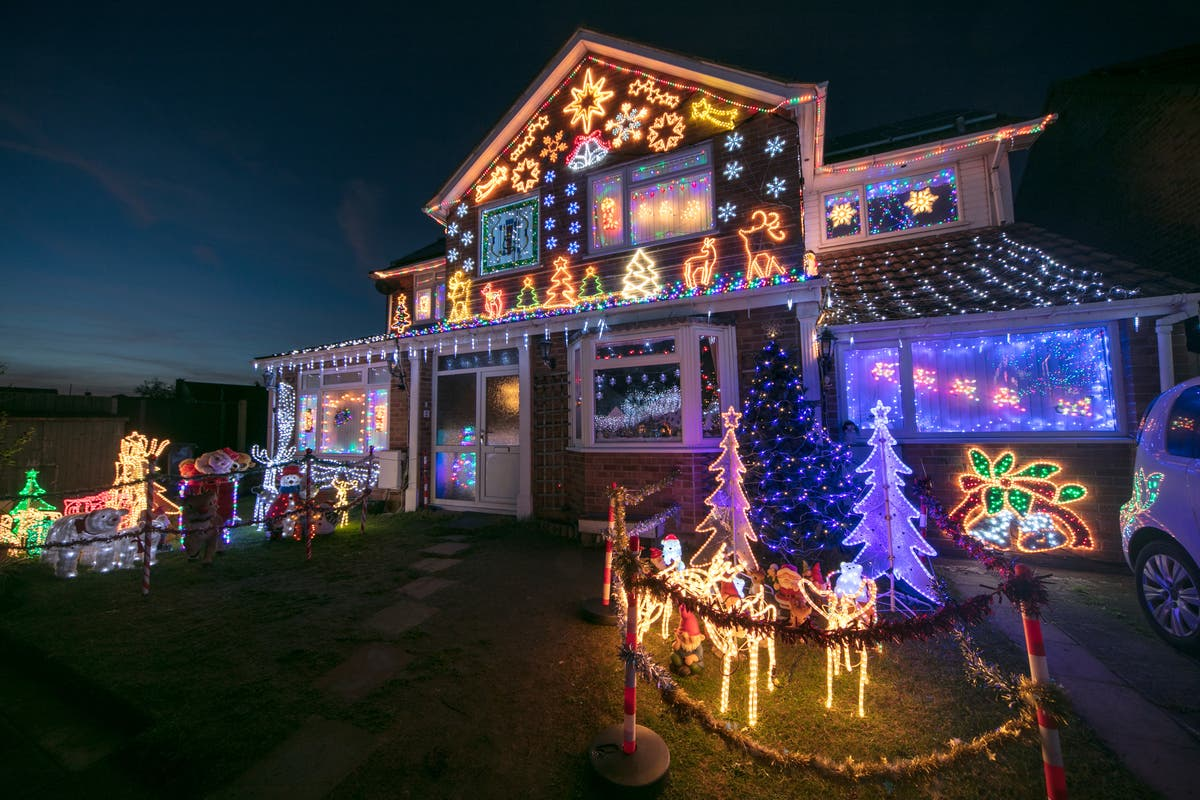 Best Christmas Lights Near Me.Find The Best Christmas Lights Near Newtown Newtown Pa Patch