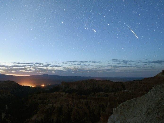 Lyrid Meteor Shower Peak: When To See Fireballs In San Francisco