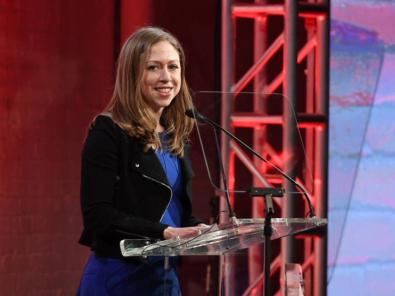 Chelsea Clinton To Visit San Diego Zoo On Childrens Book Tour