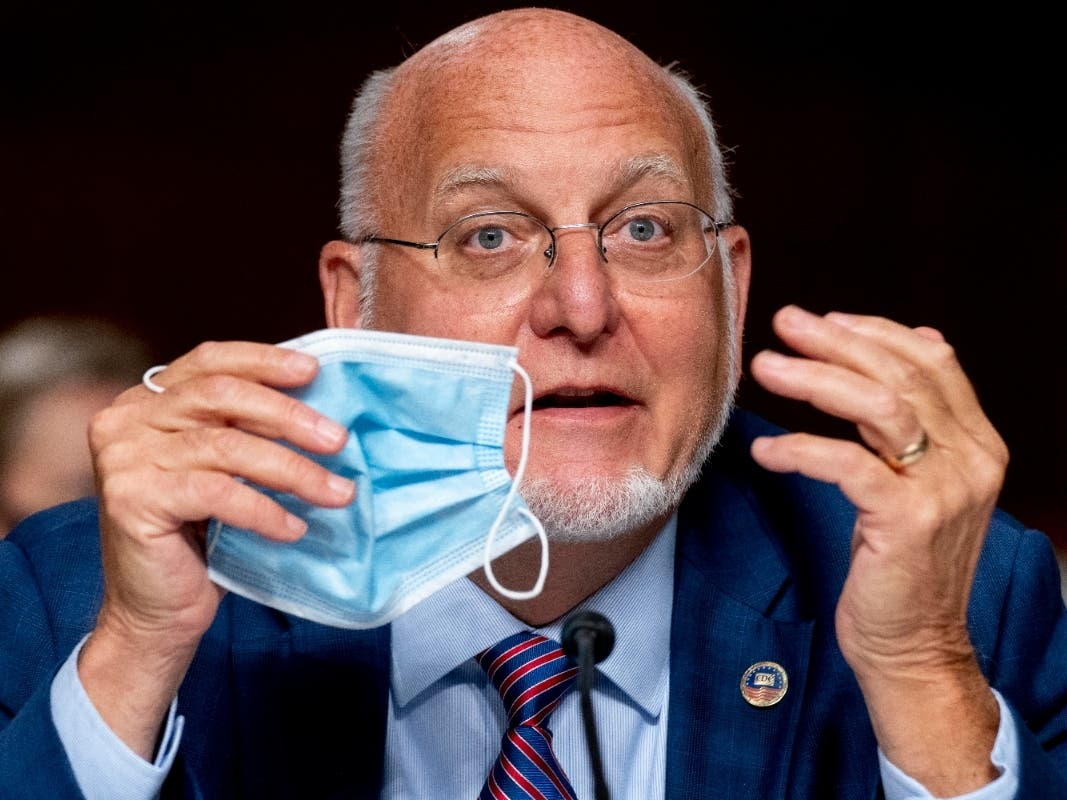 Masks 'Most Important' Health Tool, CDC Director Says: BLOG